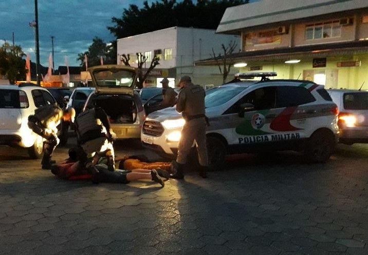 Policia Civil com apoio da PM e PRF elucida falso sequestro e prende autores