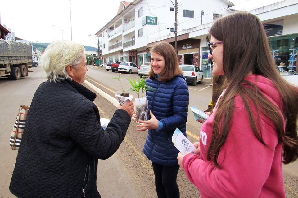 Mês de junho é marcado por ações ambientais em Anchieta