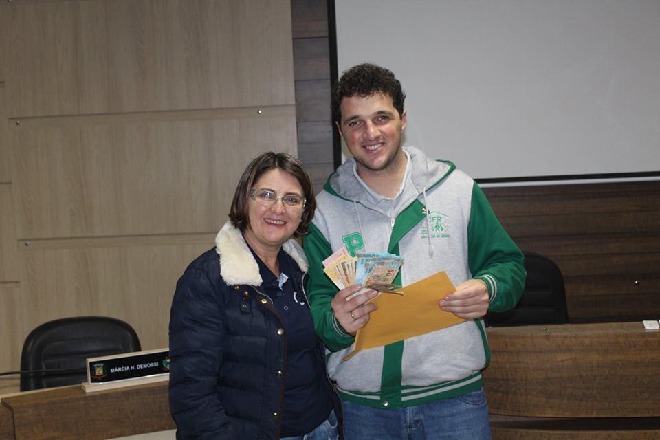 Lucro do 19º Arraial Cedrense é entregue para as 18 entidades participantes