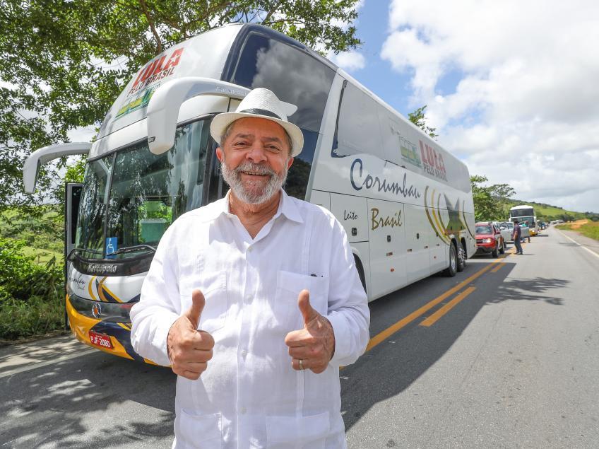 Lula participará de ato na Praça Walnir Bottaro Daniel dia 25 de março