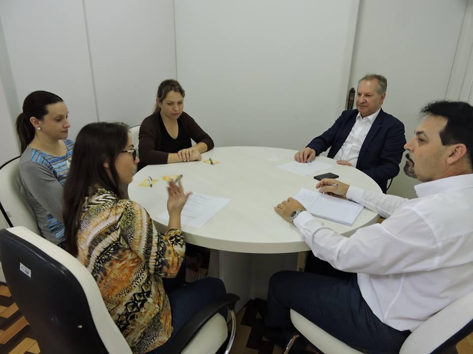 Trevisan leva o programa Gabinete em Movimento à Saúde