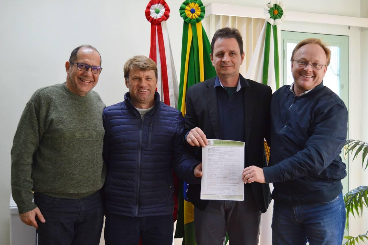 Tunápolis lança programa para capacitação de empresários em parceria com o SEBRAE