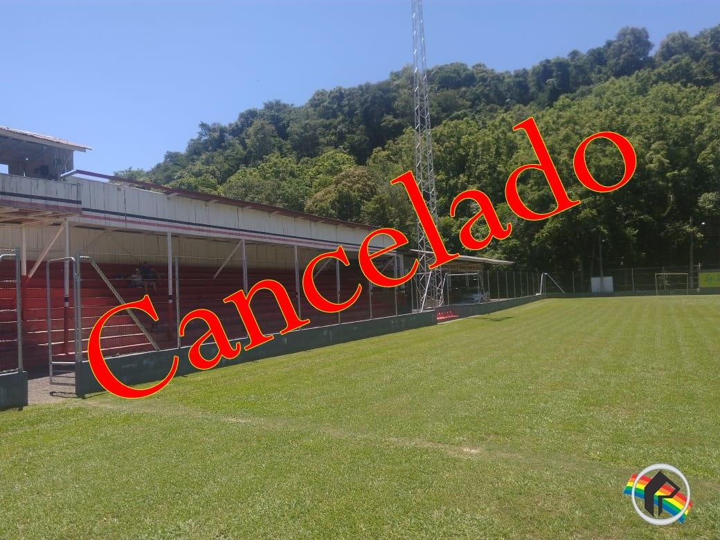 Cancelado Jogo da Final do Estadual desse domingo