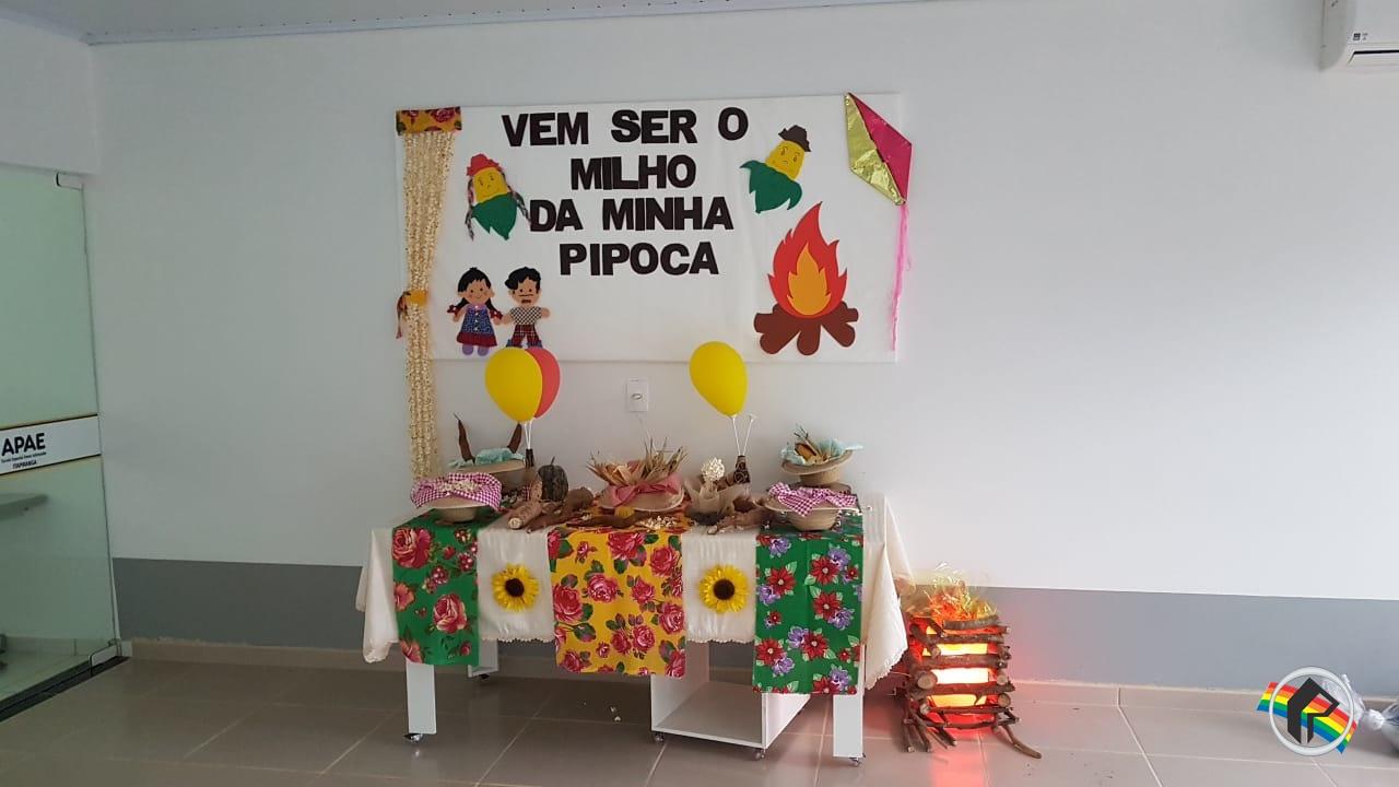 Apae de Itapiranga desenvolve eventos alusivos à Copa e São João
