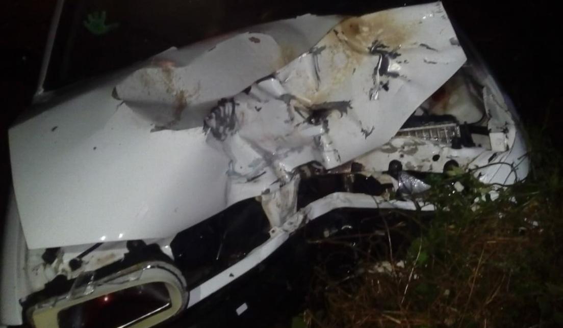Motociclista morre em colisão no interior de Palma Sola