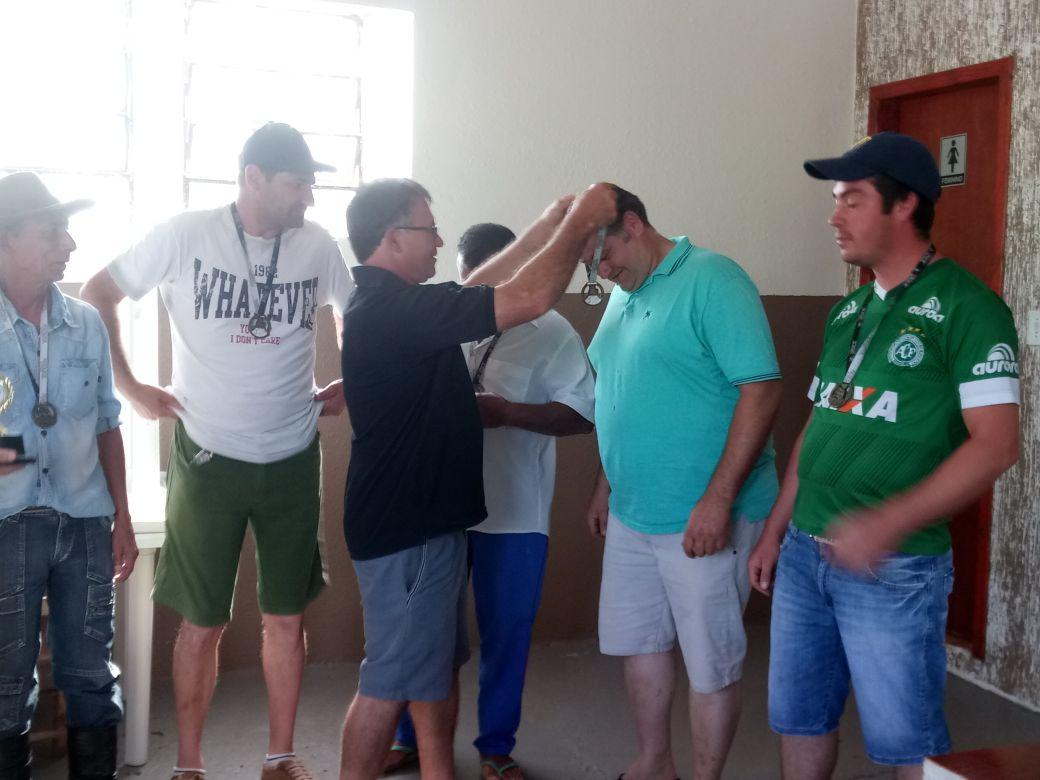 Encerrado campeonato de 48, competição do Interbairros e comunidade