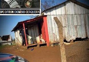 Suspeitos de roubo em propriedade rural são presos em Dionísio Cerqueira