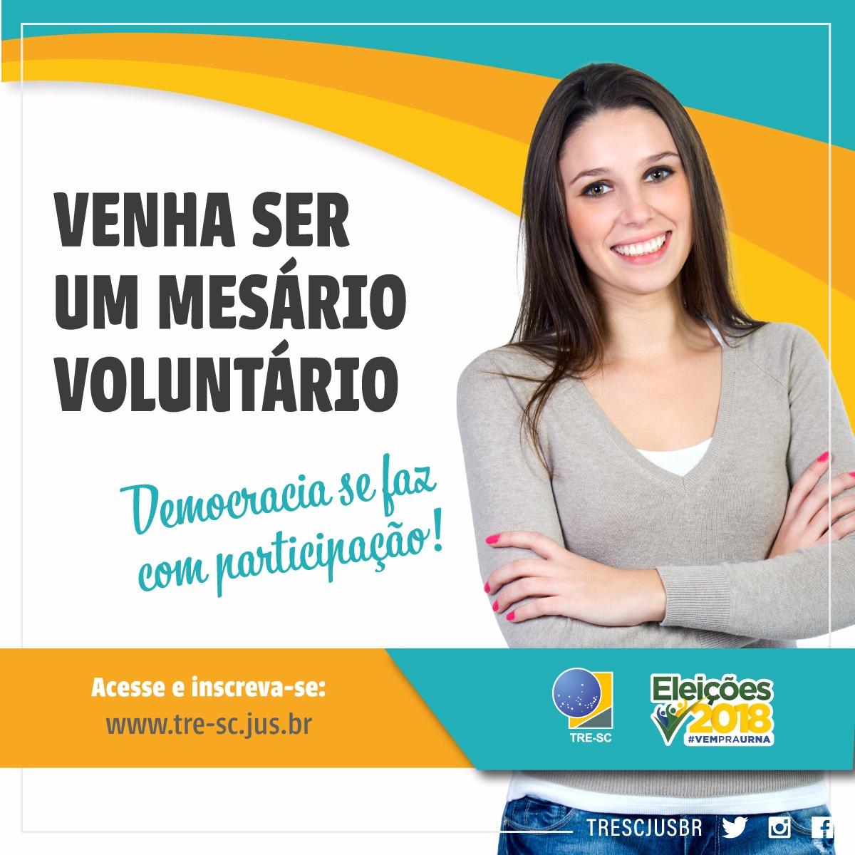 Cartório Eleitoral de Itapiranga abre inscrições para seleção de mesários voluntários