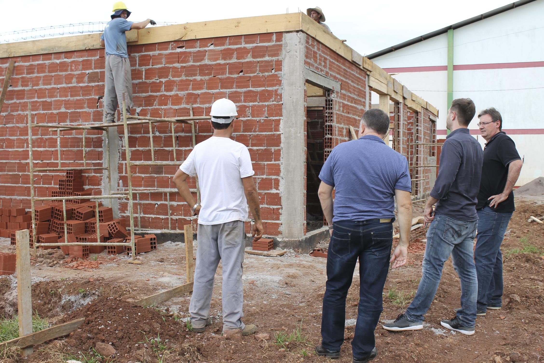Obras de ampliação do Cedup Getúlio Vargas têm mais de 15% de conclusão