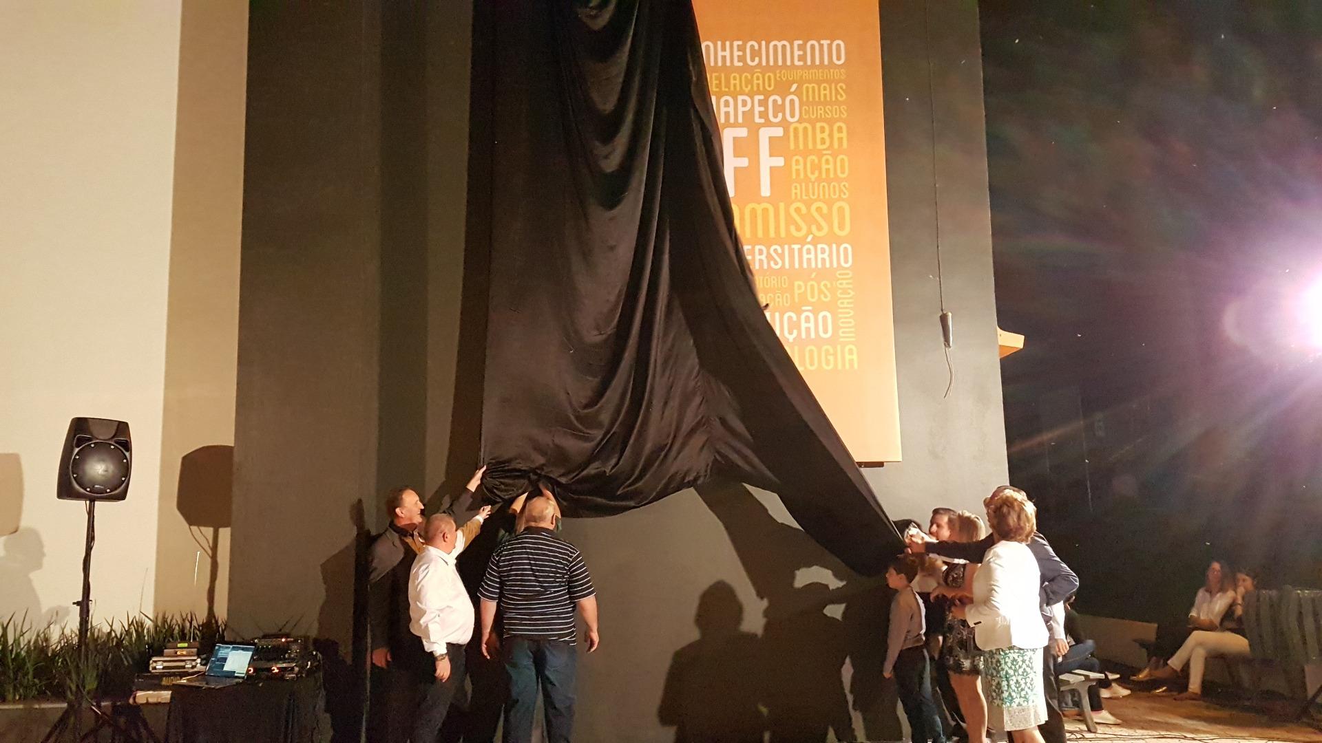 Uceff de Itapiranga oficializa a mudança para Centro Universitário
