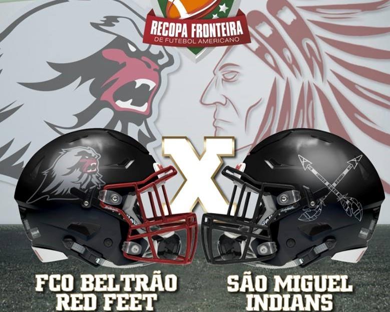 Terceiro jogo da final da Recopa da Fronteira será no Paraná