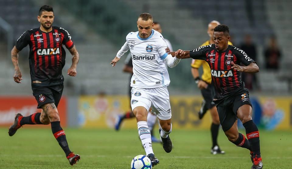VÍDEO: Jogando fora de casa, Grêmio perde para o Atlético-PR