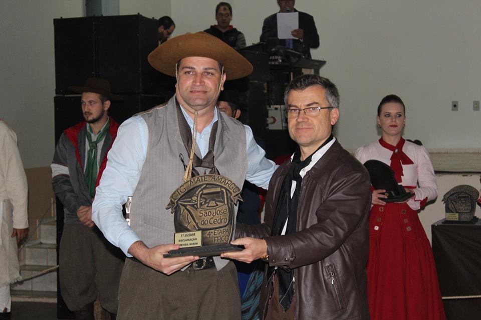 CTG Mate Amargo conquista quatro troféus de 1º lugar durante festival