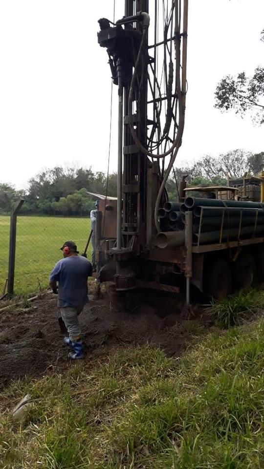 Semae investe na perfuração de poço para ampliar abastecimento de água