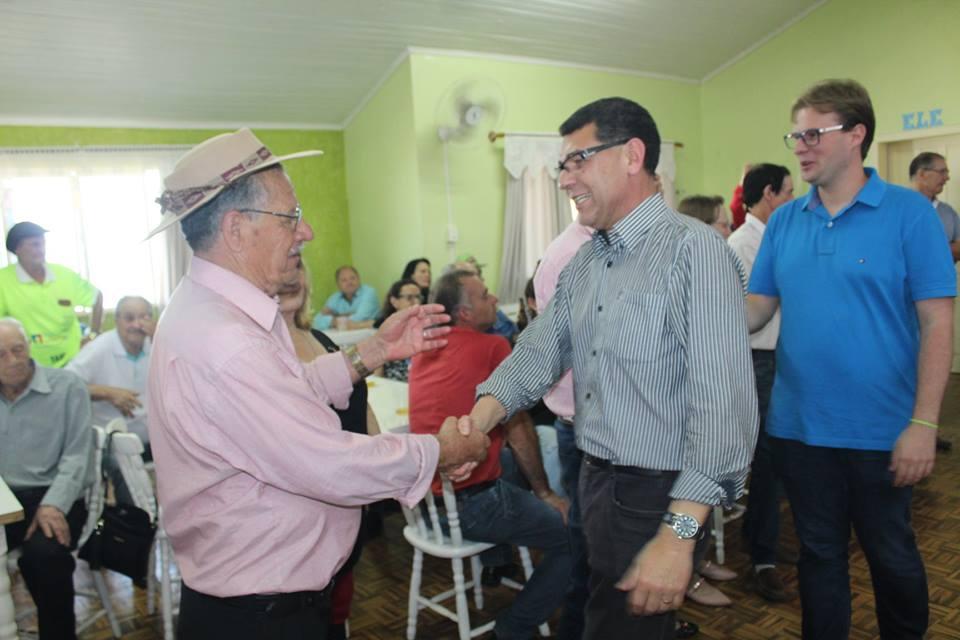 Mês do Idoso é comemorado com programações especiais em São José do Cedro