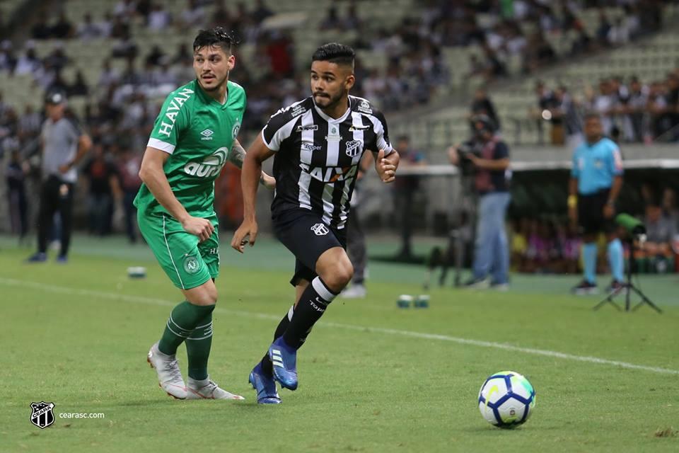 VÍDEO: Chapecoense perde mais uma e permanece no Z-4 do Brasileiro