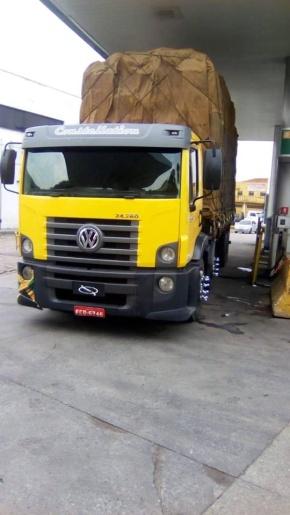 Família comunica desaparecimento de caminhoneiro de Mondaí
