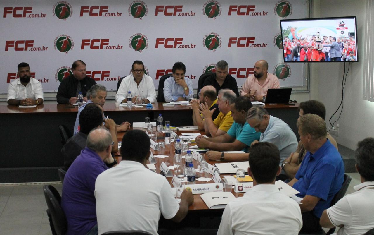 Guarani poderá participar do Catarinense Série C em 2019