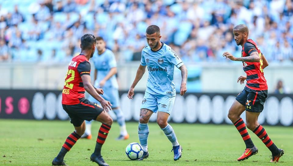 VÍDEO: Reservas do Grêmio perdem para o Sport em jogo com sete gols