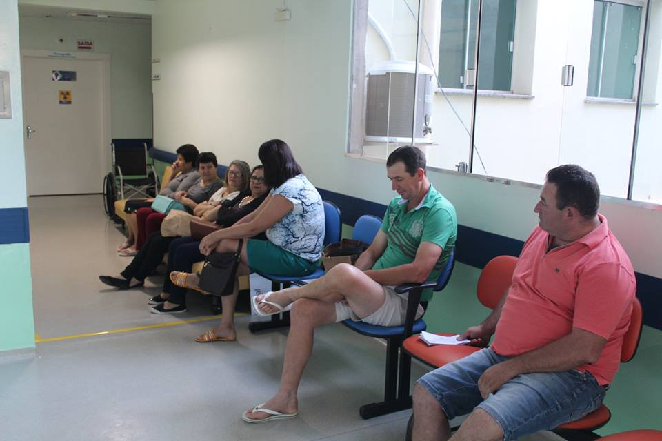 Mutirão atende quase 30 pacientes no hospital de São José do Cedro