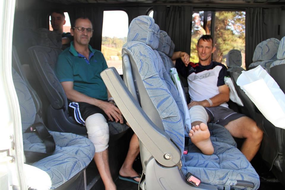 Mais 11 pacientes do município atendidos com cirurgia de joelho