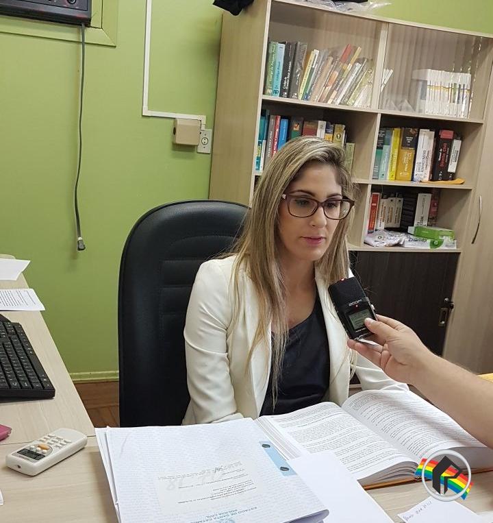 Delegada assume delegacia da comarca de Itapiranga