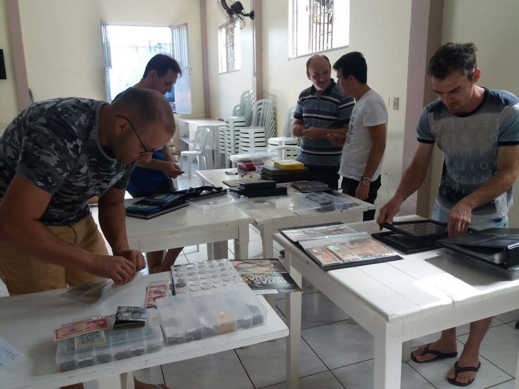 Iporã do Oeste sedia 4º encontro regional de colecionadores