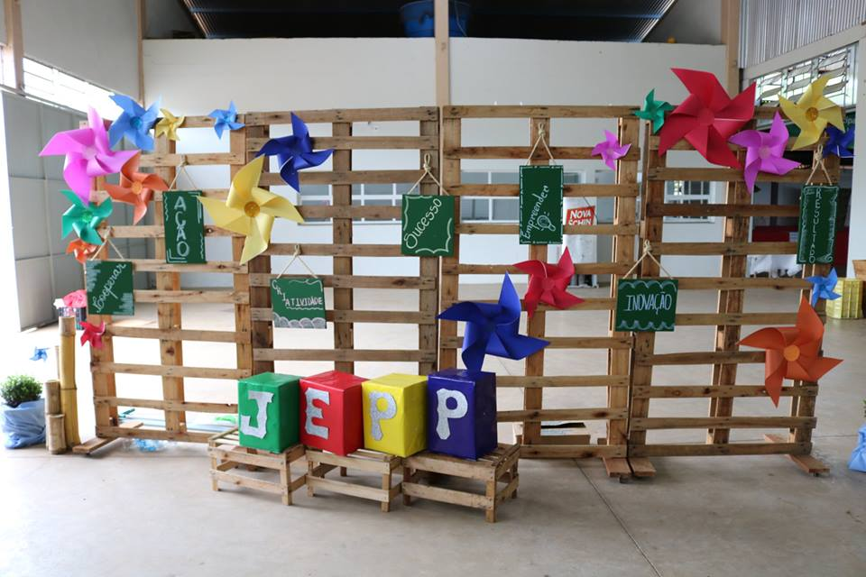 Feira do Empreendedor marca encerramento do programa JEPP