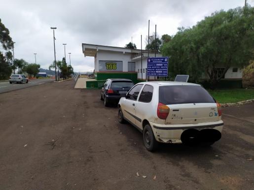 Polícia Rodoviária apreende mercadoria contrabandeada na SC-157