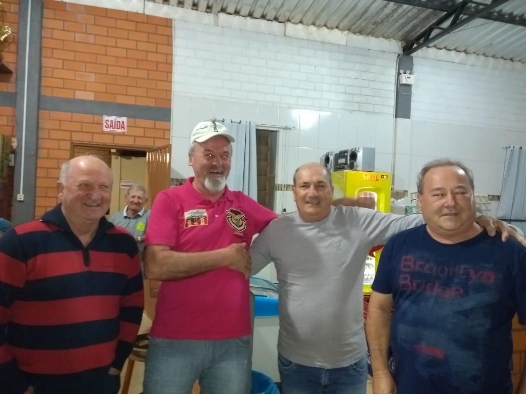 Ypiranga realiza jantar de confraternização em São José do Cedro