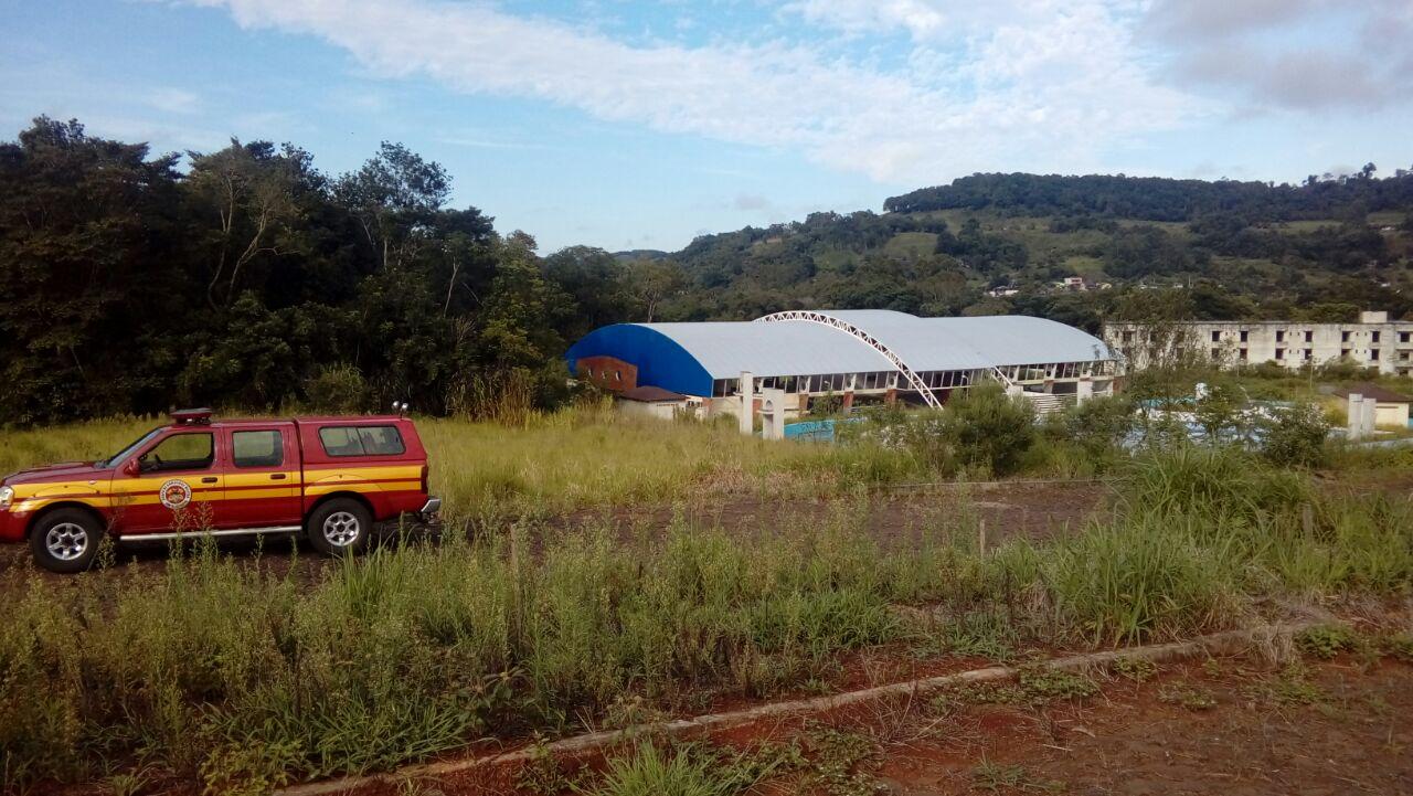 Buscas a empresário de São José do Cedro mobilizam bombeiros com cães farejadores