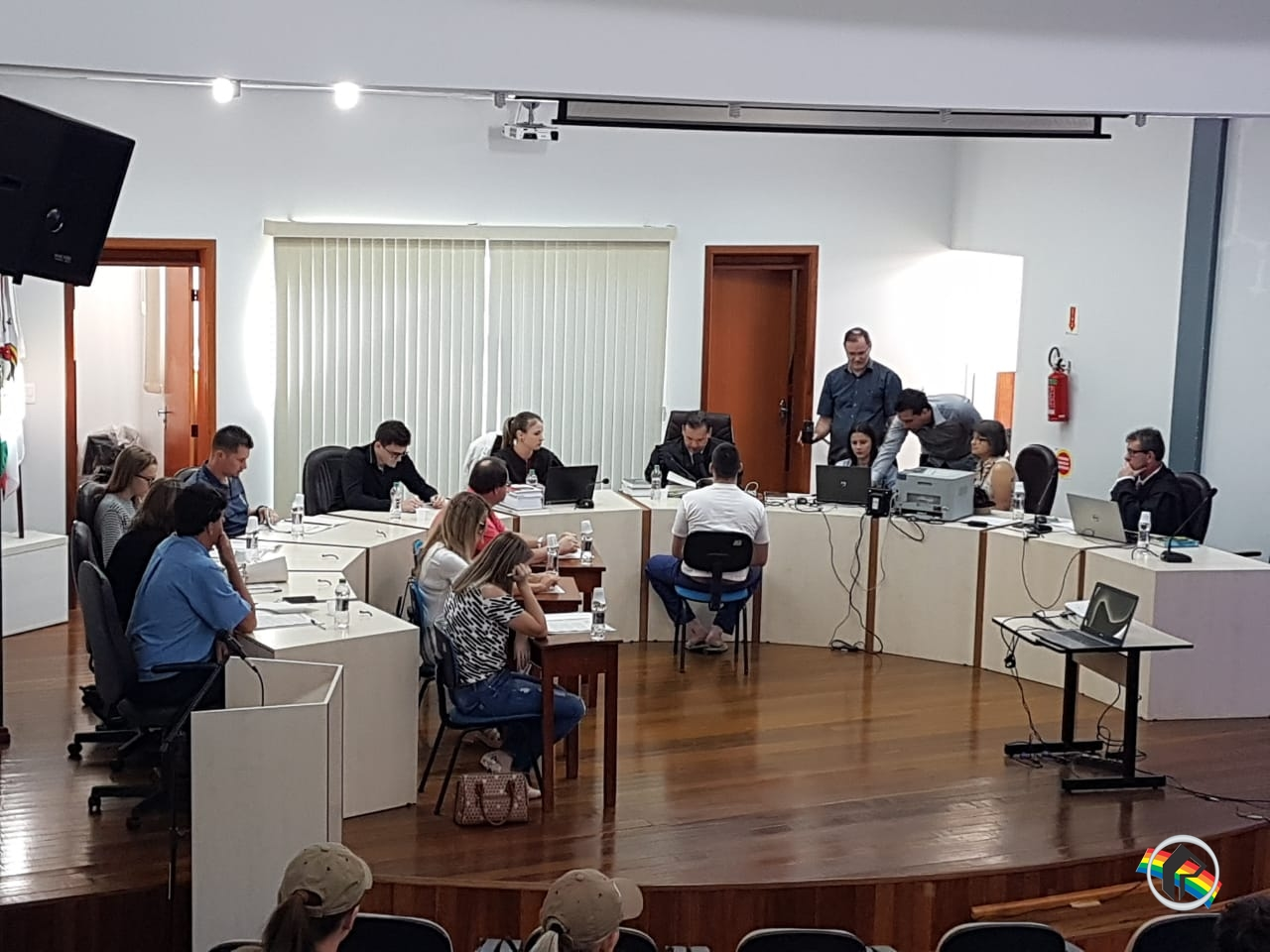 Comarca de Itapiranga realiza Júri Popular nesta quarta-feira