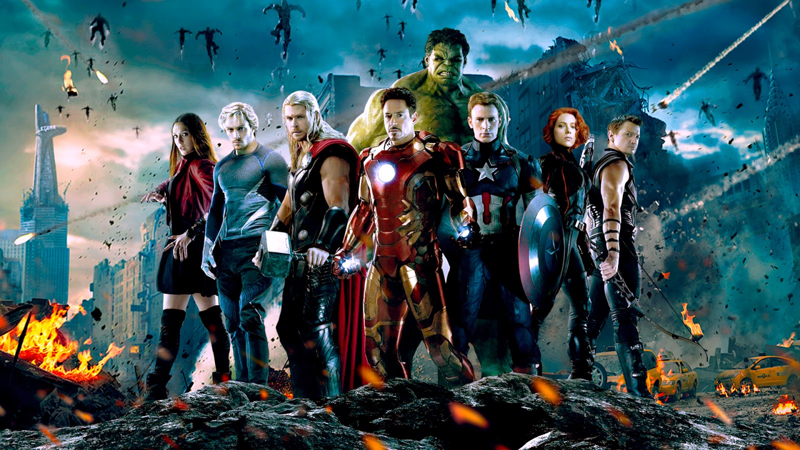 VÍDEO: Vingadores: Guerra Infinita estreia quinta-feira no Cine Peperi