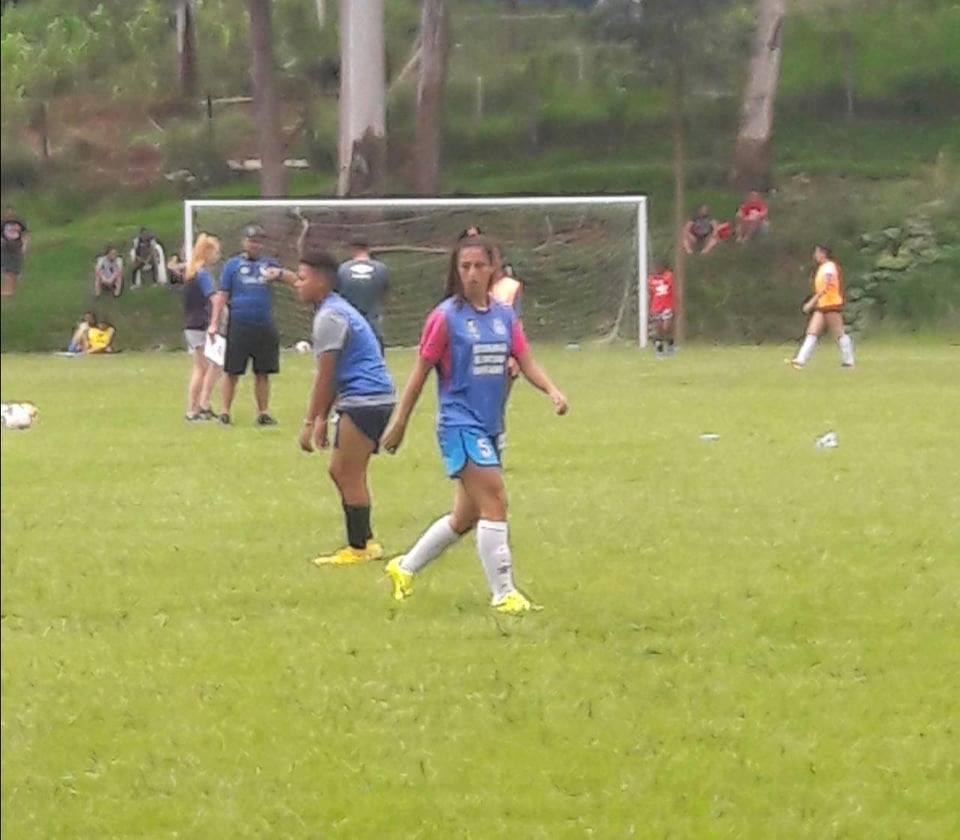 Avaliação Feminina da Chape aprova atleta de Campo Erê