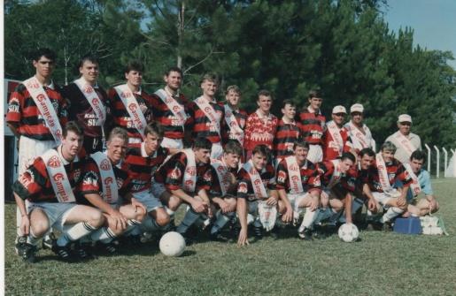 Flamengo de Laranjeira comemora 30 anos