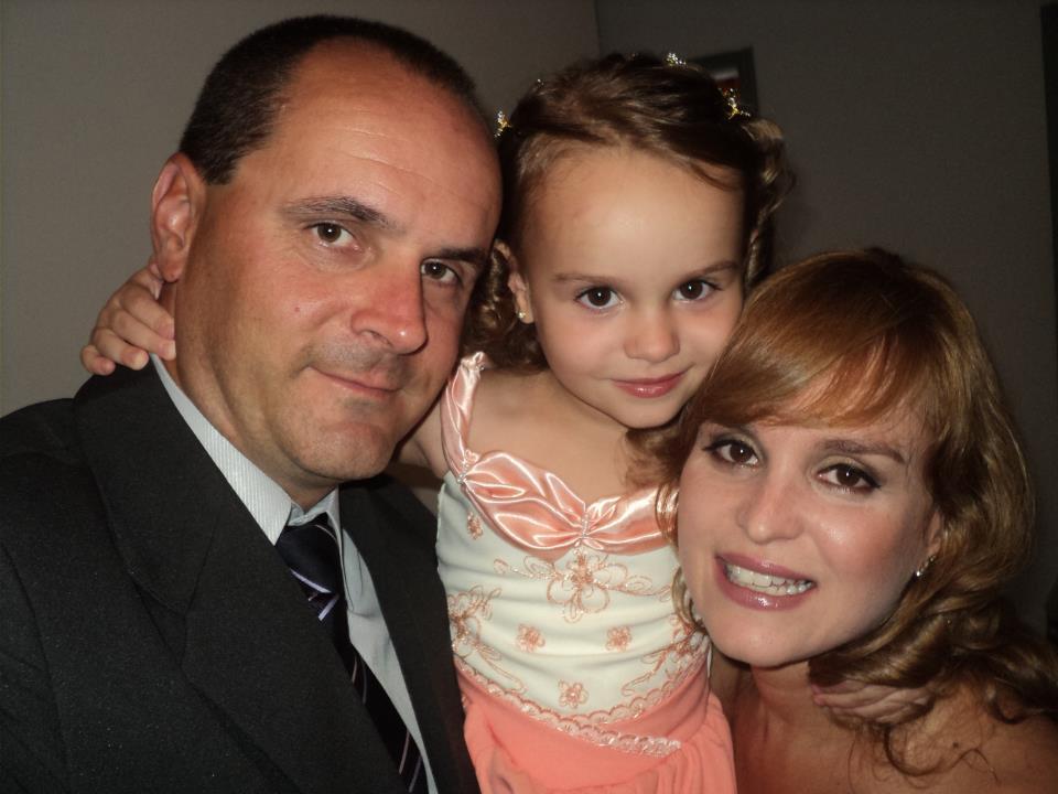 Casal e filha de Palmeira das Missões morrem em SC
