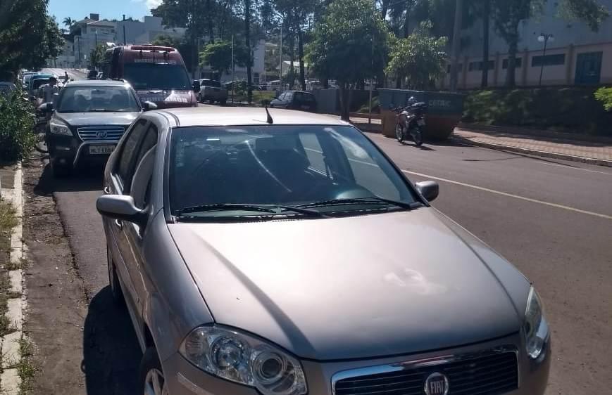Criança fica ferida em atropelamento no centro de São José do Cedro