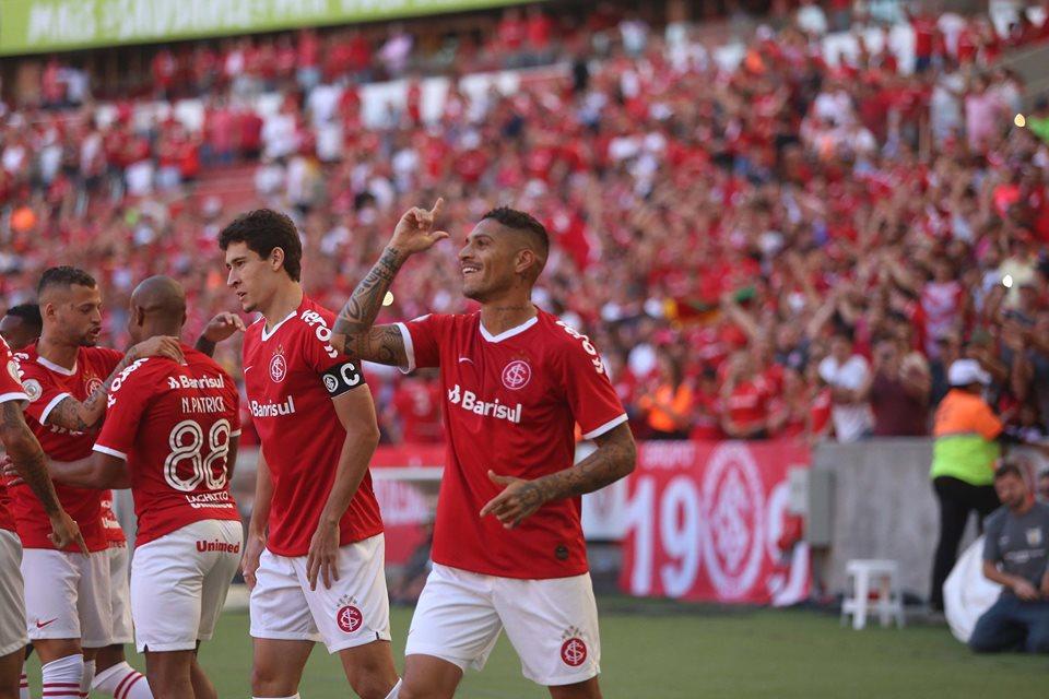 VÍDEO: Inter vence o Flamengo pelo Campeonato Brasileiro Série A