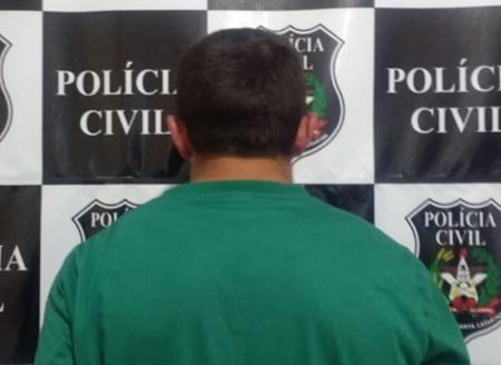 Homem com quase 50 passagens policiais é preso em Maravilha