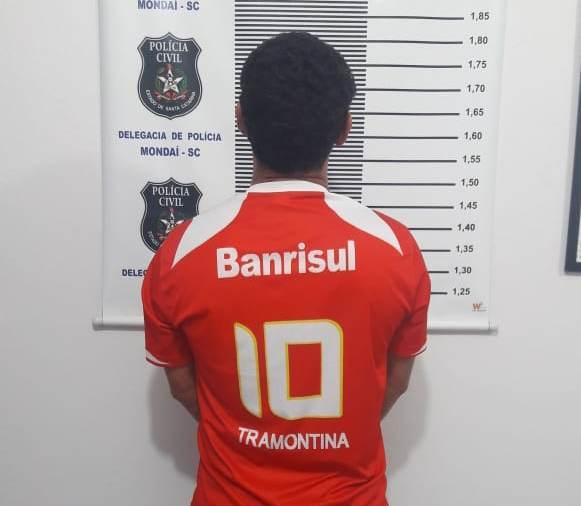 Homem é preso suspeito de estupro de vulnerável