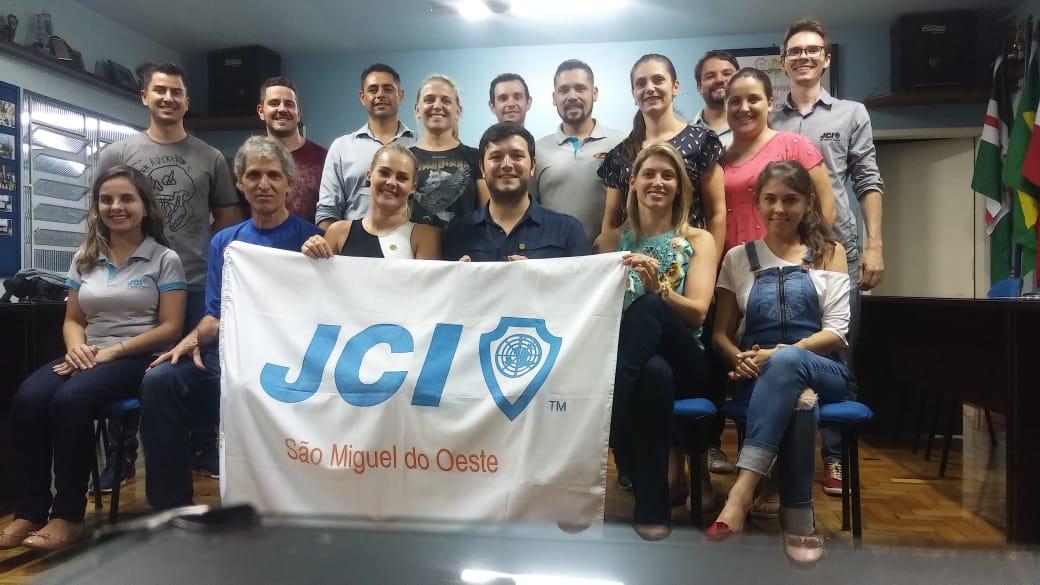 Diretor de Engajamento da JCI nas Américas participa de reunião