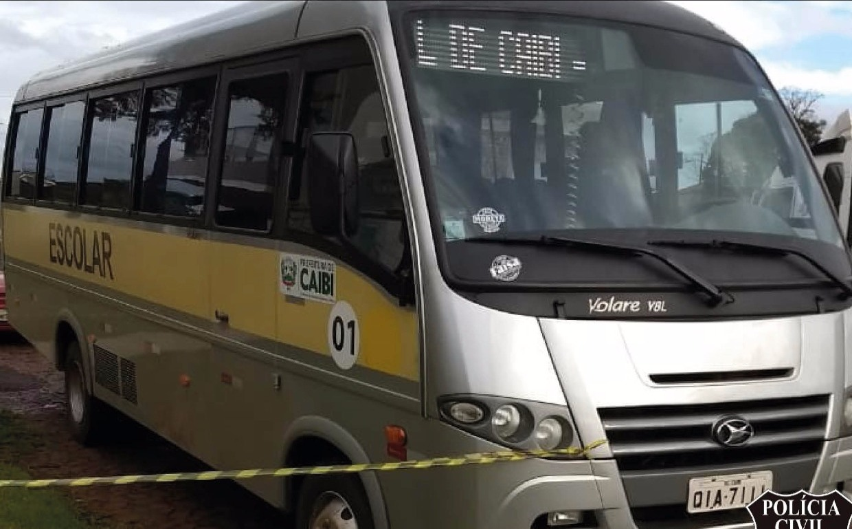 Motorista de ônibus de Caibi é solto após Justiça atender pedido de liberdade provisória