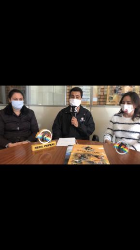 Vídeo: Campo Erê registra morte com suspeita de coronavírus