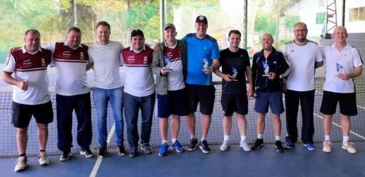 Itapiranga leva vários troféus da etapa Extremo Oeste de Tênis