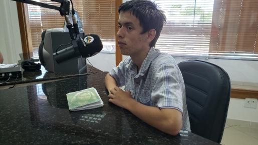 Estudante de Iporã do Oeste inicia campanha para arrecadar donativos em prol de prematuros