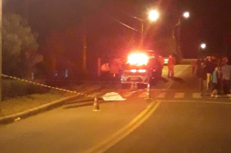 Homem é assassinado a golpes de facão durante briga em Ponte Serrada