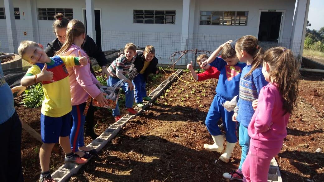 Disciplina de práticas agrícolas envolve comunidade e diferentes setores de São João do Oeste