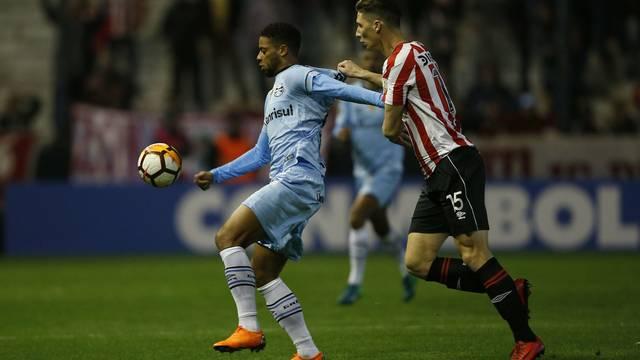 VÍDEO: Grêmio perde para o Estudiantes no primeiro jogo das oitavas