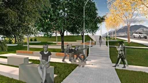 Obras da primeira Praça de Paraíso devem iniciar nas próximas semanas