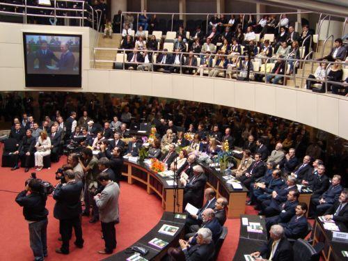 Diárias de deputados chegam a R$ 670 em SC